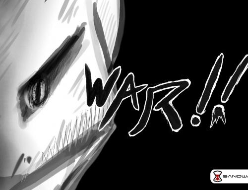 War!! el videojuego que lanzó al equipo de Sandwatch Studio al mundo del emprendimiento
