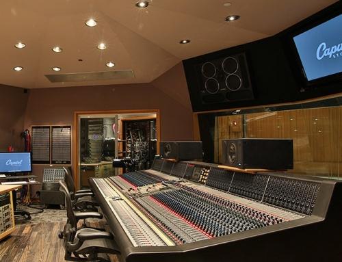 Los mejores estudios de grabación, según Billboard