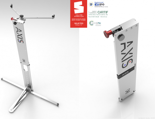 Axis Stage Stand (Keyboard Stand)