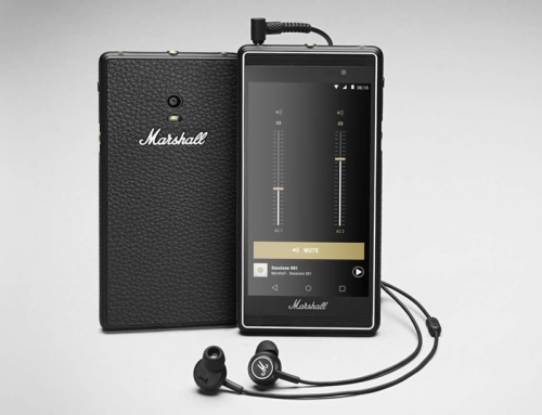Marshall London, un smartphone Android orientado para amantes de la música
