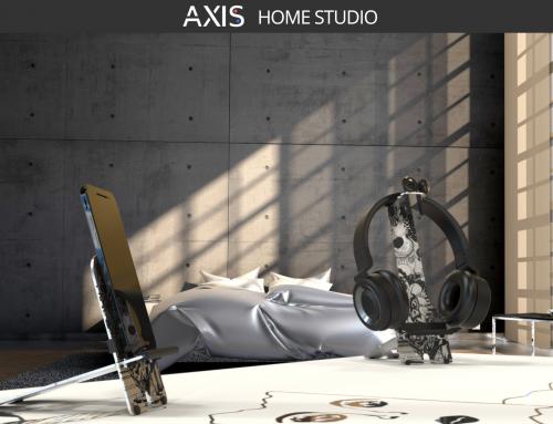 Crea un entorno único con el escritorio Axis Home Studio | Axis Stands