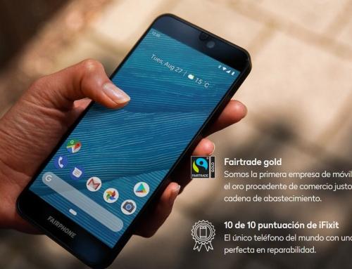 Un móvil ecológico, sostenible y de mercado justo. así es el Fairphone 3
